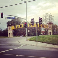 Photo taken at The Bakersfield Sign by Preston M. on 12/23/2012