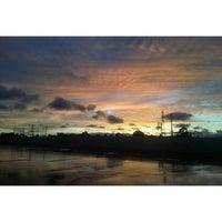 Photo taken at Dominguez Gap Wetlands by Dan L. on 2/9/2014