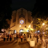 Photo taken at National Shrine of Our Mother of Perpetual Help (Redemptorist Church) by Mark Lester C. on 5/15/2013
