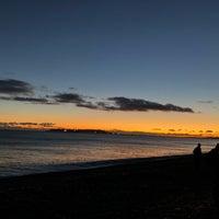 Photo taken at Ringstead Bay by Joe N. on 12/15/2017