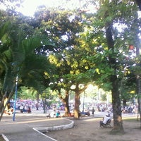 Photo taken at Parque 13 de Maio by Felipe A. on 4/7/2013
