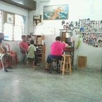 Photo taken at Kedai Nyonya Gunting Rambut Sec 17 by Teddie Wong .. on 11/18/2012