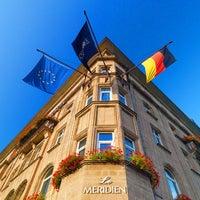 Das Foto wurde bei Le Méridien Grand Hotel Nürnberg von Sascha R. am 1/13/2014 aufgenommen