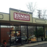 Photo taken at Lebowski's Neighborhood Grill by Jonas L. on 1/15/2013