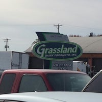 Photo taken at Grassland Dairy Products by Dov T. on 10/14/2013