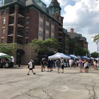 Photo taken at Taste Of Arlington Heights by Bruce L. on 8/4/2018
