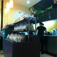 Photo taken at Café Amazon by Aun S. on 6/3/2014