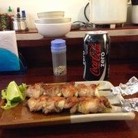 Foto tirada no(a) Waka House Japanese Food por Marcos L. em 12/28/2013