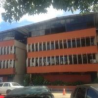 Photo taken at Instituto Universitario Politécnico Santiago Mariño by Edd G. on 10/13/2014