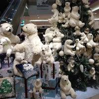 Photo taken at Hyundai Department Store by Jounghun W. on 12/16/2012