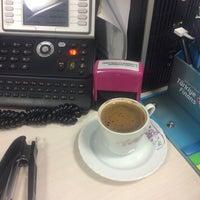 Photo taken at Türkiye Finans by 💕Mery💕 Y. on 11/24/2014