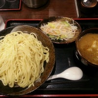 Photo taken at 麺造 鉄神 by Y.Murakami on 2/19/2013