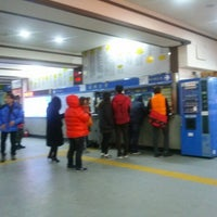 Photo taken at Icheon Bus Terminal by Chiho S. on 2/5/2013