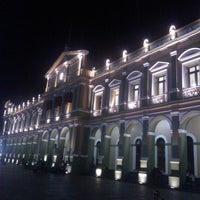 Photo taken at Palacio Municipal by Jose Antonio A. on 4/1/2014