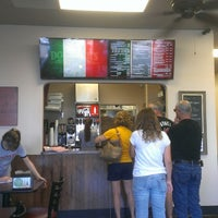 Photo taken at Dominick's Real Italian by Tori J. on 9/21/2013