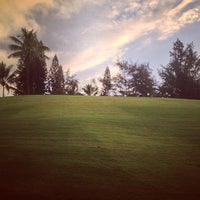 Photo taken at Wailua Golf Course by Ron M. on 5/14/2013