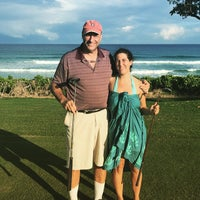 Photo taken at Wailua Golf Course by Ron M. on 1/24/2015