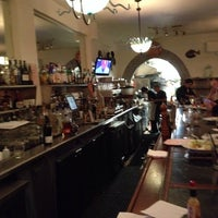 Photo taken at Meritage Martini & Oyster Bar by Allison I. on 10/25/2013