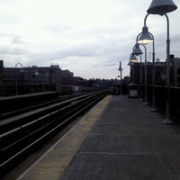 Photo taken at MTA Subway - 167th St (4) by Steven B. on 3/2/2013