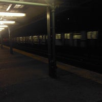 Photo taken at MTA Subway - 167th St (4) by Steven B. on 10/20/2012