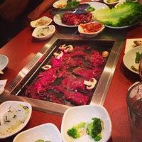 Photo taken at Korea Garden by Naomi L. on 11/14/2013