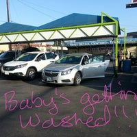 Photo taken at Millennium Car Wash by Candidly L. on 11/3/2013