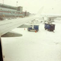 Photo taken at Gate B29 by She-Travels .. on 1/31/2013