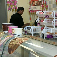 Photo taken at Marble Slab Creamery by She-Travels .. on 7/17/2014