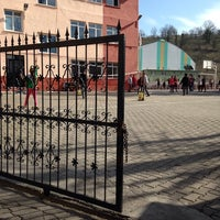 Photo taken at Ormanlı Ortaokulu by Merve G. on 2/13/2014