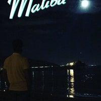 Photo taken at Malibu Pier Club by fahad f. on 9/29/2015