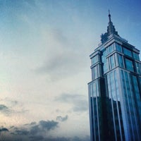 Photo taken at UB City by Rahul V. on 11/4/2013