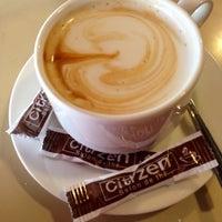 Photo taken at Citizen Café by Hou D. on 6/25/2014