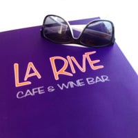 Photo taken at La Rive by Hou D. on 5/14/2014