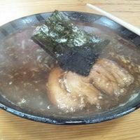 Photo taken at 味の一心ラーメン by Yoshiaki S. on 1/17/2015