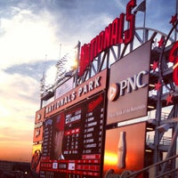 Photo taken at Nationals Park by Marc M. on 6/21/2013