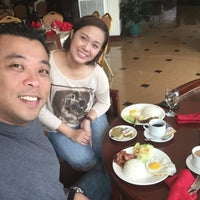 Photo taken at Cafe Royale by Cecille M. on 12/12/2014