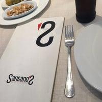 Photo taken at Sansano's by Jose Antonio G. on 3/20/2016