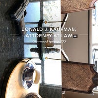 Photo taken at Donald J. Kaufman, Attorney at Law by Don K. on 1/8/2018