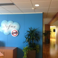 Photo taken at Salesforce.com by Joel D. on 8/8/2013