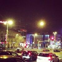 Photo taken at Széna tér by Zsolt K. on 3/12/2013