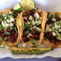 Photo taken at Taco El Jaliciense by Clayton H. on 1/28/2014