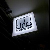 11/13/2013 tarihinde Yazgı G.ziyaretçi tarafından drip coffee | ist'de çekilen fotoğraf