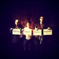 Photo taken at 3 Mota by Merve İ. on 11/23/2013
