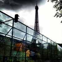 Photo prise au Musée du Quai Branly — Jacques Chirac par Merve İ. le4/18/2013