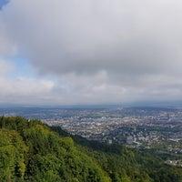 Das Foto wurde bei Uetliberg Aussichtsturm von Allan H. am 9/3/2017 aufgenommen