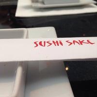 Photo taken at Sushi Sake Country Walk by Mónica R. on 9/26/2013