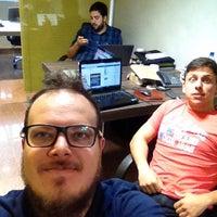 Photo taken at Agência MAZ by Rui R. on 4/3/2014
