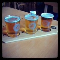 Photo taken at The Orkney Brewery by Marcello T. on 8/14/2014