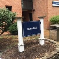 Photo taken at Dunn Hall by Tim B. on 8/15/2016