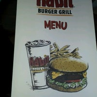 Photo taken at The Habit Burger Grill by James A. on 9/15/2012